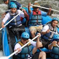 rafting lagi